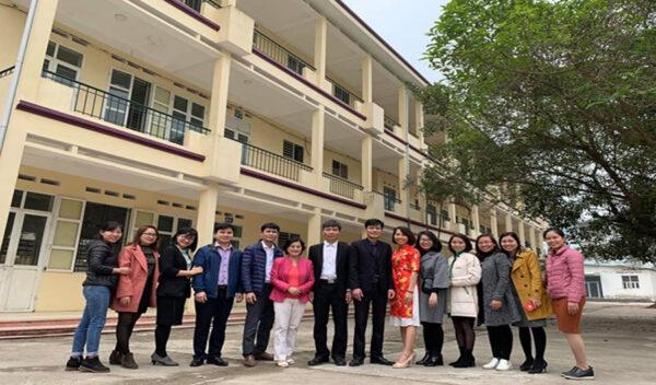 Báo văn nghệ – Trường Cao đẳng Y Dược Tuệ Tĩnh Hà Nội: Tự hào ngôi trường chính thống thủ đô
