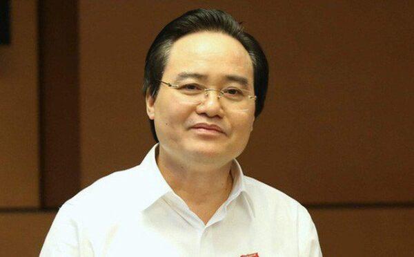 Bộ trưởng Phùng Xuân Nhạ đề xuất thi tốt nghiệp THPT làm 2 đợt