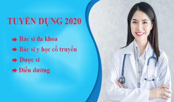 Thông báo tuyển dụng giảng viên 2020